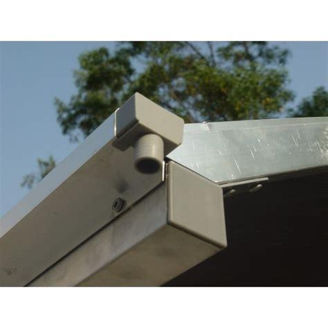 terrassendächer aluminium abri voiture aluminium carport toit arrondi achat vente
