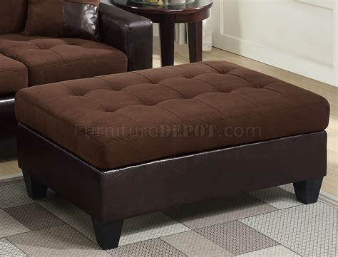 microfiber fabric sofa f6928 sectional sofa in chocolate microfiber fabric by boss