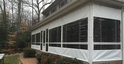 clear plastic curtains for screened porch roll down shades for screened porch an error occurred