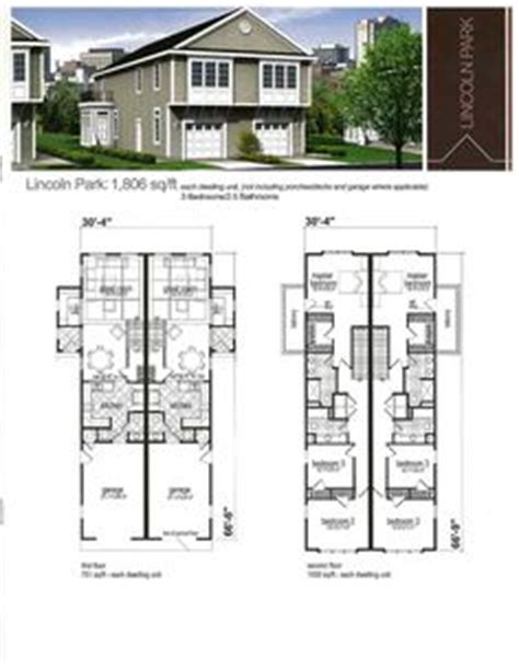 Great Duplex Floor Plan Miss Molly S You Can Live And Half Duplex House Plans