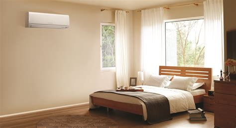 split bedroom how to find the best heat pump