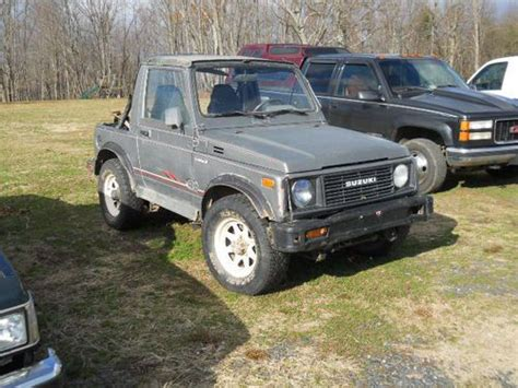 how to learn all about cars 1988 suzuki swift security system buy used 1988 suzuki samurai in dillwyn virginia united states