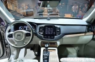 Volvo Xc90 2015 Interior 2015 Volvo Xc90 Live