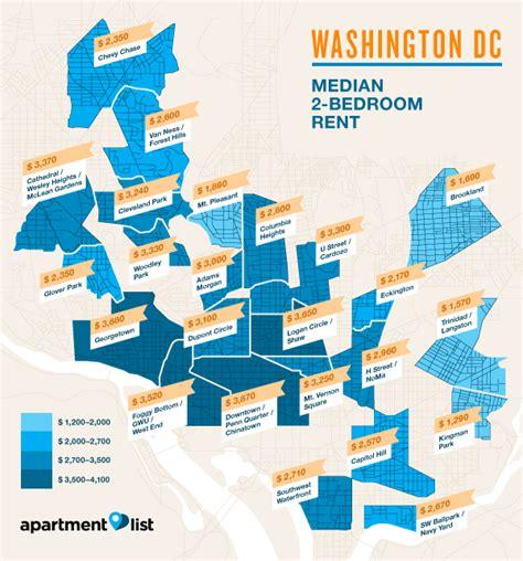 washington dc rent map washington dc rent map 28 images 100 washington dc