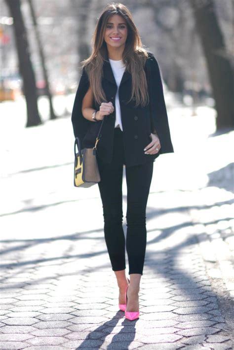 black jeans outfit ideas  women