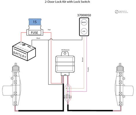 5 wire door lock actuator wiring 5 free engine image for