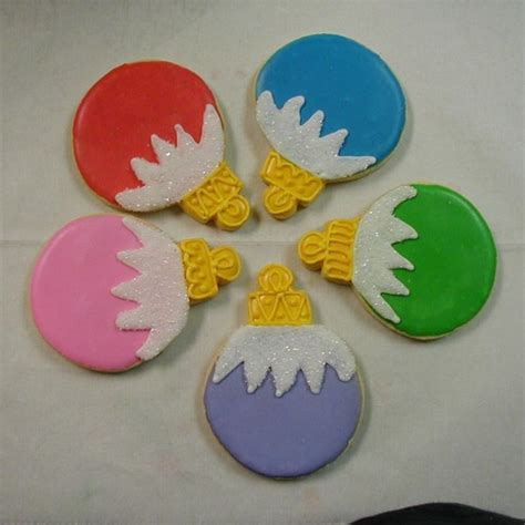 christmas ornament cookies cookierecipes com