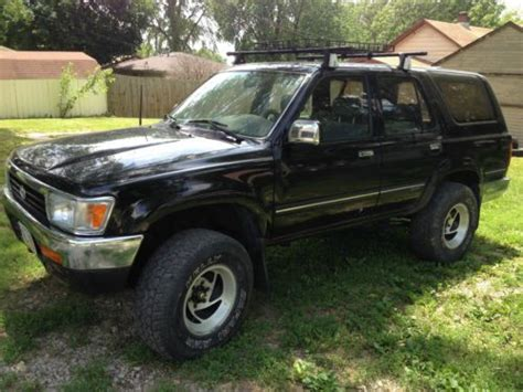 1994 Toyota 22re Purchase Used 1994 Toyota 4runner Sr5 Sport Utility 4 Door