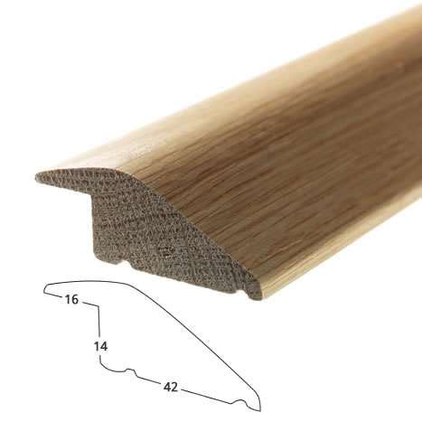 solid oak r trim