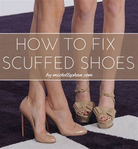 How To Get Rid Of Scuff Marks On Wood Floor by Tip How To Fix Scuffed Shoes Phan