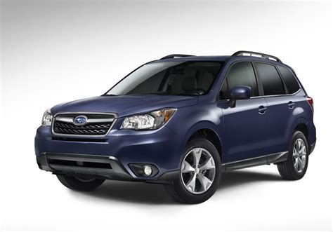 subaru suv forester first look at the all new 2014 subaru forester suv