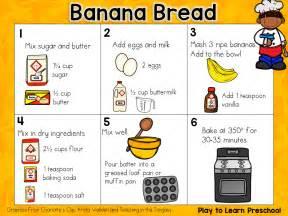Colored Kitchen Knife Block banana bread play to learn preschool