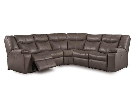 Leather Reclining Sectional Sofa Reclining Leather Sectionals Be Seated Leather Furniture