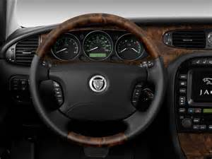 Steering Wheel For Jaguar Xjs Image 2008 Jaguar Xj 4 Door Sedan Vanden Plas Steering