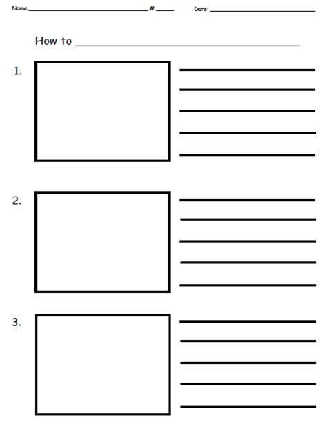 how to writing template s teaching tools february 2013