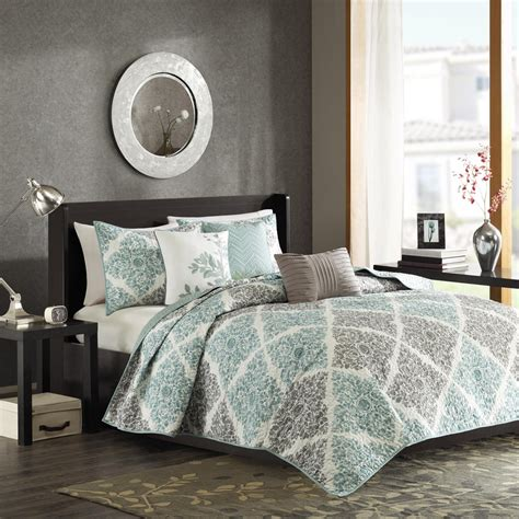 Park Lola 6 Quilted Coverlet by Park 6 Quilted Coverlet Set