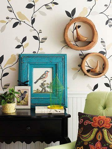 bird themed home decor 1000 images about rustic spring decorating ideas on