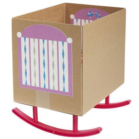 cuna juguete cuna de juguete de cart 243 n shopmami
