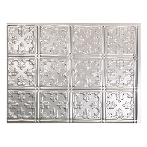 home depot decorative tile fasade 24 in x 18 in traditional 10 pvc decorative tile