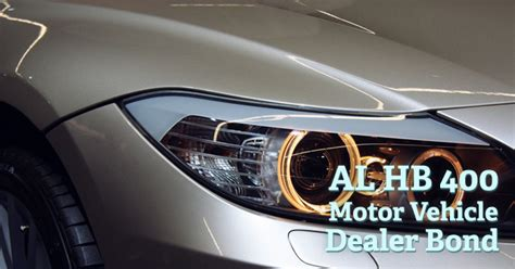motor vehicle dealer surety bond al hb 400 motor vehicle dealers jw surety bonds