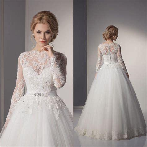 imagenes de vestidos de novia con manga vestidos de novia manga larga