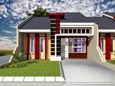 desain rumah minimalis type 45 trend saat ini 2016