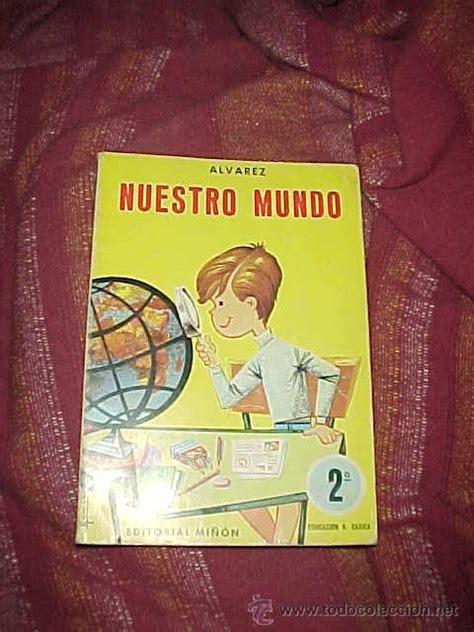 libro nuestro mundo nuestro mundo 2 186 educacion g basica libro de comprar libros de texto en todocoleccion