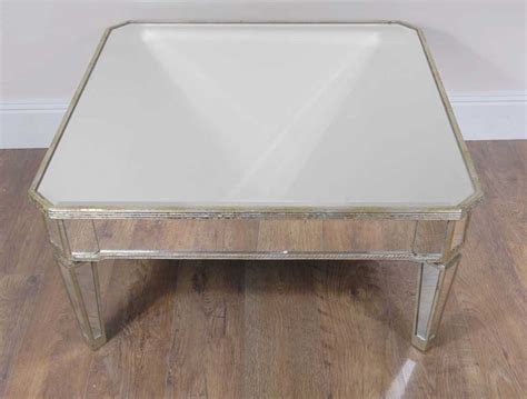 Borghese Mirrored Coffee Table Deco Mirrored Coffee Table Mirror Borghese Furniture