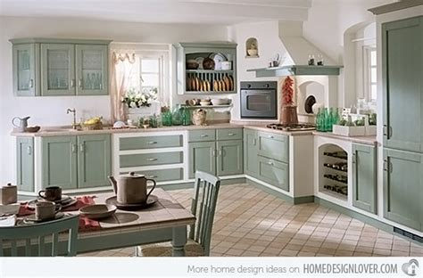 old looking kitchen cabinets 15 wonderfully made vintage kitchen designs decoration