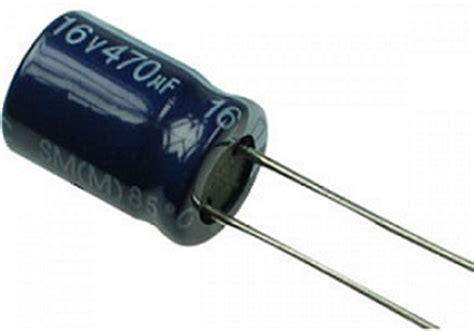 que es un capacitor autoregenerable ejemplos de capacitores modelos muestras y caracter 237 sticas