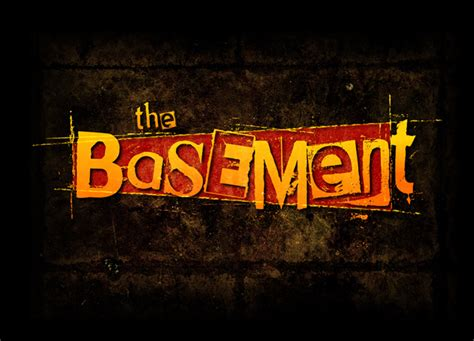 the basement logo by lucidhysteria on deviantart
