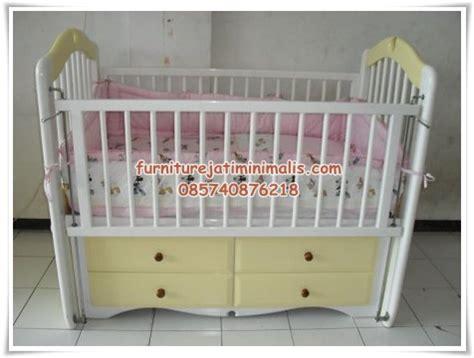 Tempat Tidur Bayi Second tempat tidur bayi model laci tempat tidur bayi box bayi