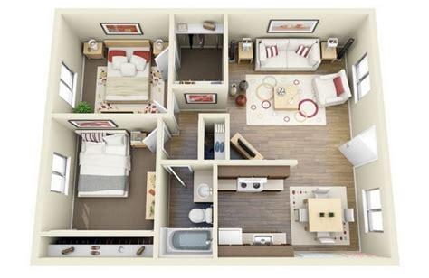 planos 3d plano en 3d planos de casas modernas