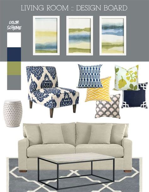 gray and navy living room ideas sitting room kitchen need white sofa cover ikea blue ikat chair pier one or make one