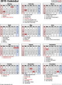 United States Of America Usa Kalender 2018 2016 Calendar With Us Holidays