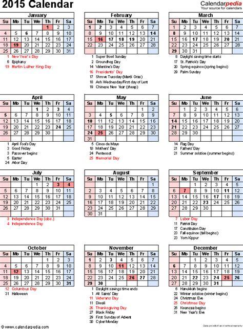 Calendars Are Us 2015 Calendar Pdf 16 Free Printable Calendar Templates