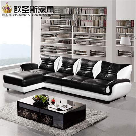 black white sectional sofa set furniture home design turkish sofa furniture black and white modern l shaped