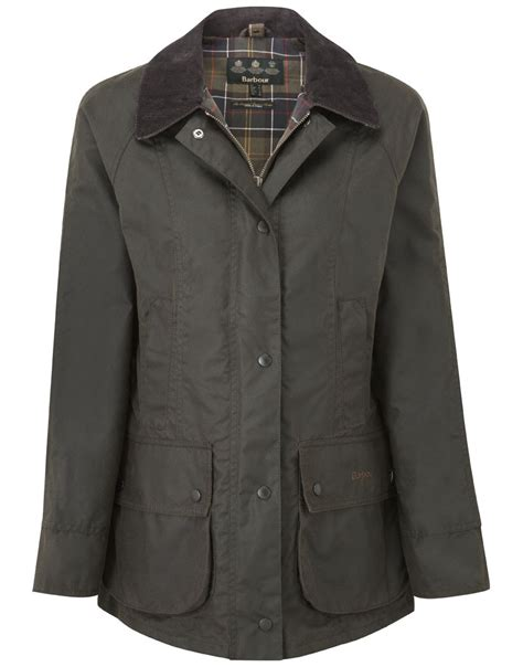 Jaket Classic Harga barbour s classic beadnell wax jacket olive