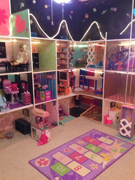 the biggest american girl doll house in the world top 25 best big doll house ideas on pinterest american doll house american girl