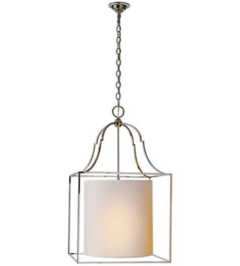 visual comfort e f chapman gustavian lantern in polished