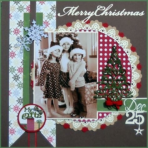1000 ideas about christmas scrapbook pages on pinterest
