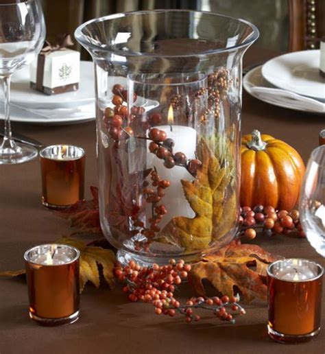 fall table decorations for wedding receptions fall wedding reception table decoration ideas photos jpg