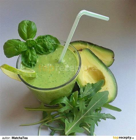 Matcha Tea Detox by Matcha Detox Drink Recept Toprecepty Cz