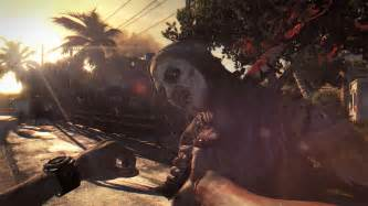dying light someone dropkick zombies into space vg247