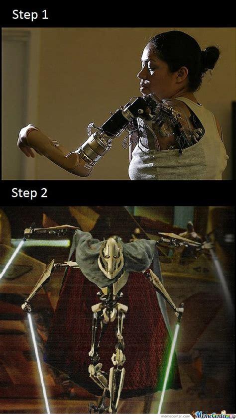 General Grievous Memes - how to become general grievous by serkan meme center