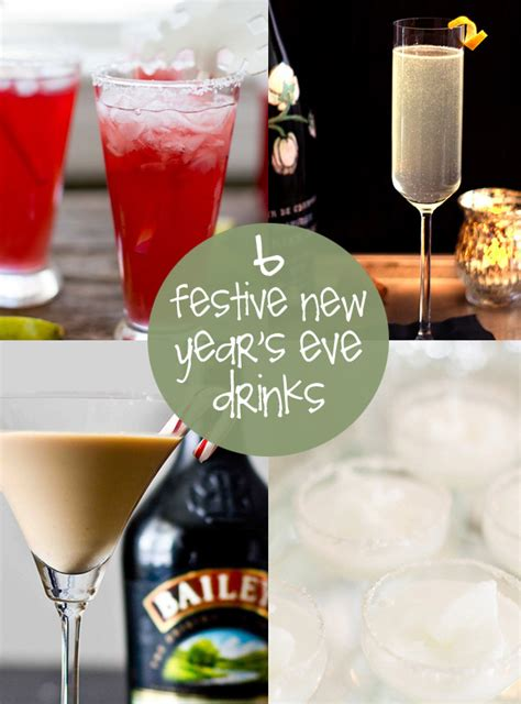 what to drink new years new years cocktails creative gift ideas news at