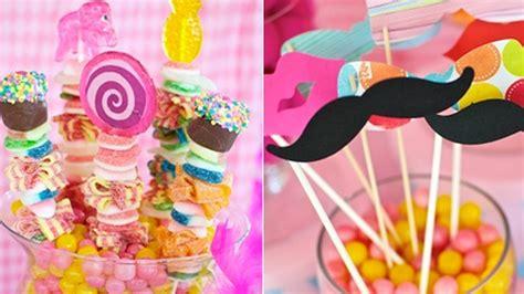 Como Hacer Arreglos Para Mesa De Dulces   191 c 243 mo hacer arreglos de mesas con dulces how to arrange