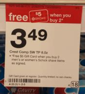 Use Target Gift Card To Buy Gift Card - target free crest 3d white and complete toothpaste bargains to bounty