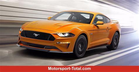 Mustang Auto Preis by News Ford Mustang V8 Gt 2017 Technische Daten Preis
