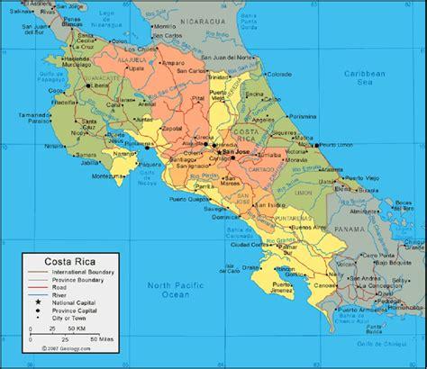 south america map costa rica junk yard nidokidos costa rica central america